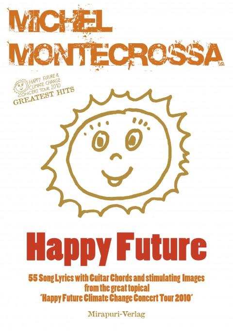 Happy Future Songlyrics Book