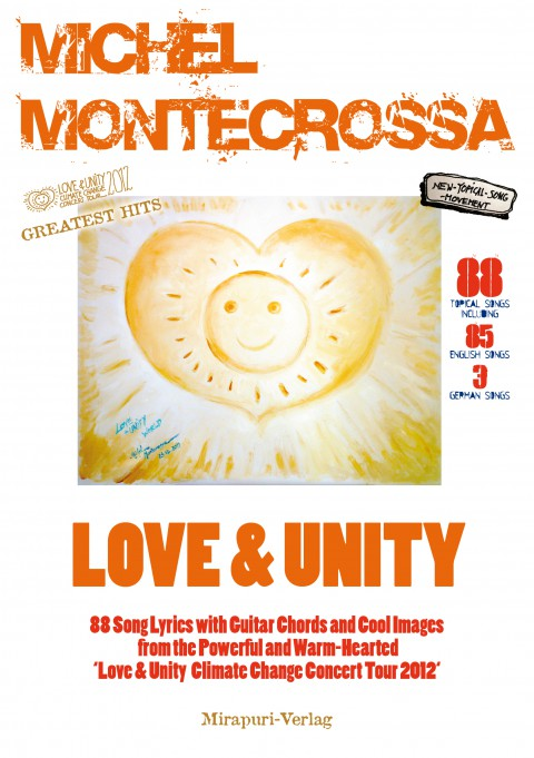 Love & Unity Songlyrics Book
