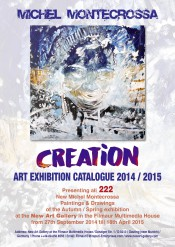 Creation Art Exhibition Catalogue 2014 / 2015
