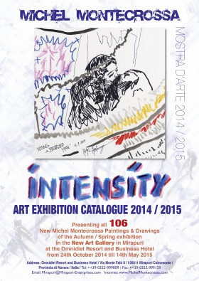 Intensity Art Exhibition Catalogue 2014 / 2015