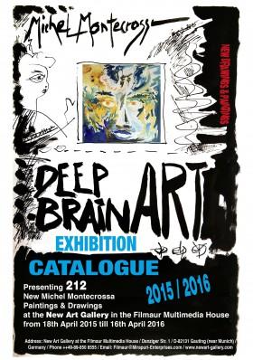 Deep Brain Art Catalogue
