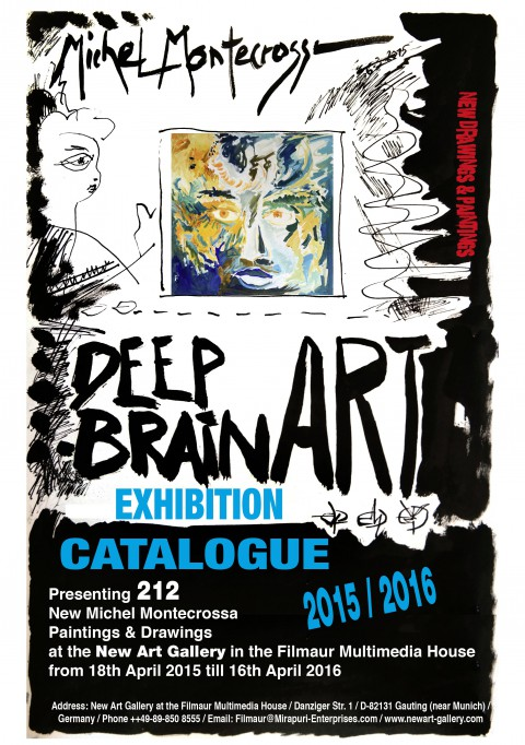 Deep Brain Art Catalogue