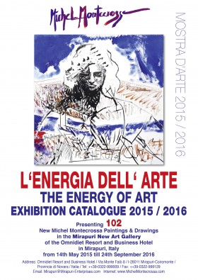 L'Energie dell'Arte - The Energy Of Art Exhibition Catalogue 2015 / 2016